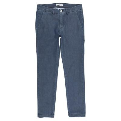 YAN SIMMON ジーンズ ブルー 28 コットン 96% / ポリウレタン 4% ジーンズ