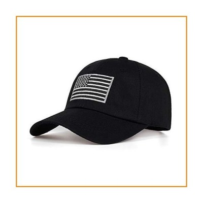 Accarparts アメリカ国旗 調節可能な野球帽 ユニセックス 帽子 トラベルキャップ カーレース モーターハッ