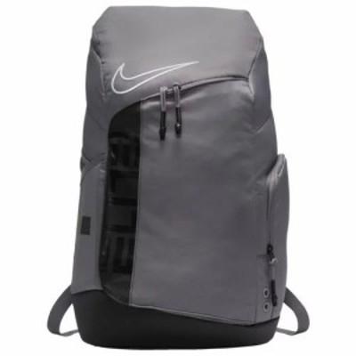ナイキ メンズ フープスエリート Nike Hoops Elite Pro Backpack バックパック リュックサック Gunsmoke/Black/White