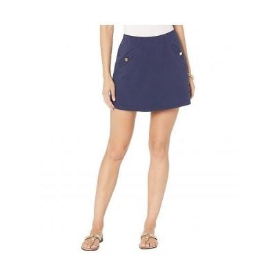 Lilly Pulitzer リリーピューリッツァー レディース 女性用 ファッション スカート Madison Skort - True Navy