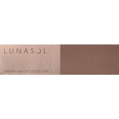 ルナソル クリーミィマットリクイドリップス EX03 ニュアンスレッド<RD> 口紅