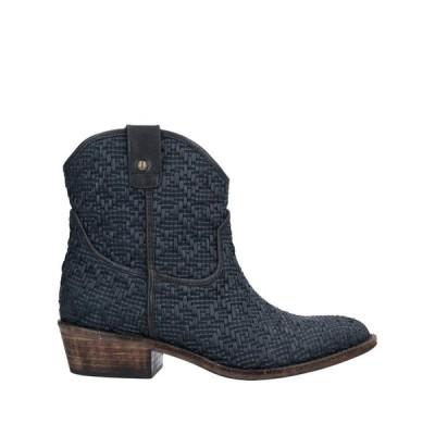 KRISTINA TI ショートブーツ  レディースファッション  レディースシューズ  ブーツ  その他ブーツ ブラック