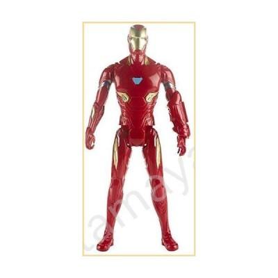 Yxsd Iron Man Toy Model, Miracle Avengers Terminator Titan Hero Series Iron Man Action Figure 12 Inches / 30.9 cm Avengers Infinite War Birt