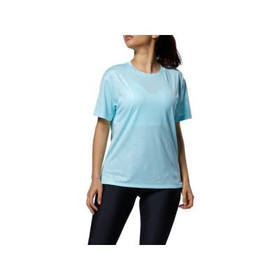 アンダーアーマー UNDER ARMOUR レディース テック ボックス プリント Tシャツ スポーツ フィットネス 半袖 Tシャツ
