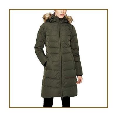 Lole Women's Katie Winter Down Jacket, Large, Khaki【並行輸入品】