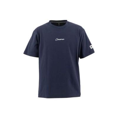 コンバース Tシャツ 半袖 メンズ 丸首 クルーネック CA201376-2900