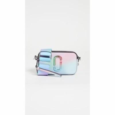 マーク ジェイコブス The Marc Jacobs レディース ショルダーバッグ カメラバッグ バッグ Snapshot Airbrushed Camera Bag Green Multi