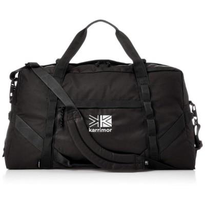 [カリマー] ダッフルバッグ habitat series duffel bag Black(ブラック) One Size