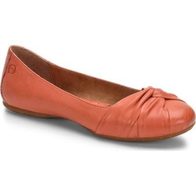 ボーン Born レディース スリッポン・フラット シューズ・靴 Lilly Flats's Coral
