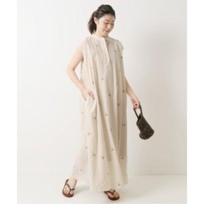 ユー バイ スピック&スパン(U by SPICK&SPAN)/レディスワンピース(embroidery dress2◆)
