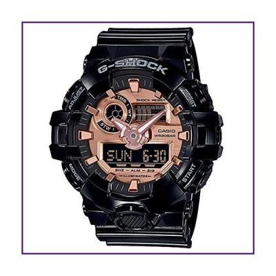 G-Shock メンズ GA700MMC-1A One Size ブラック【並行輸入品】