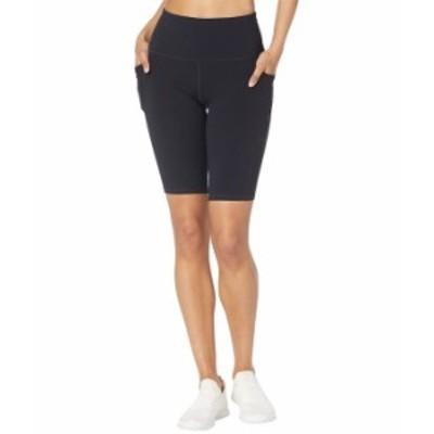 """スケッチャーズ レディース ハーフパンツ・ショーツ ボトムス 10"""" GOwalk Bike Shorts Black"""
