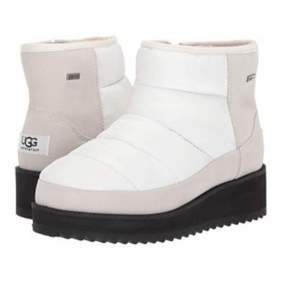 (取寄)アグ レディース リッジ ミニ UGG Women's Ridge Mini White