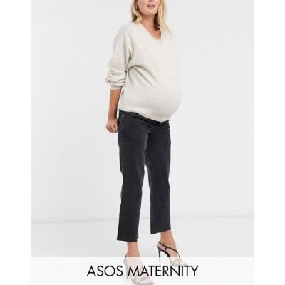 エイソス ASOS Maternity レディース ジーンズ・デニム マタニティウェア ボトムス・パンツ