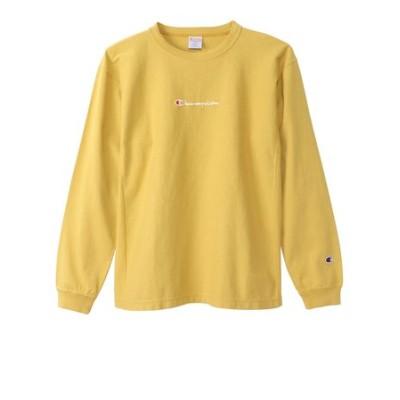 リバースウィーブ長袖Tシャツ C3-S414 750