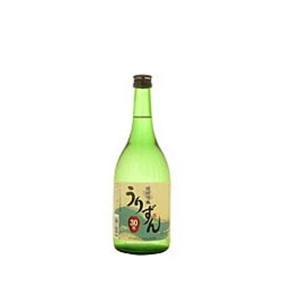 泡盛 うりずん 30度 720ml [石川酒造 いしかわ / 甕仕込み かめじこみ / 4合瓶 四合瓶]