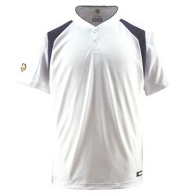 DESCENTE ヤキュウ ソフト コンビネーションTシャツ 16SS SWNV Tシャツ(db205-swnv)