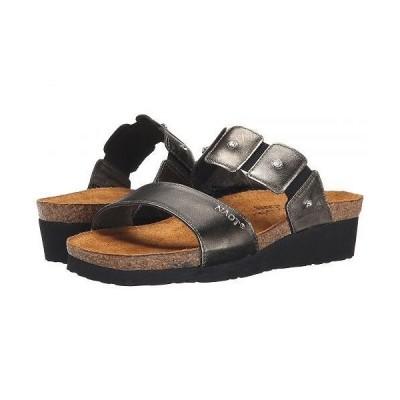 Naot ナオト レディース 女性用 シューズ 靴 サンダル Ashley - Metal Leather