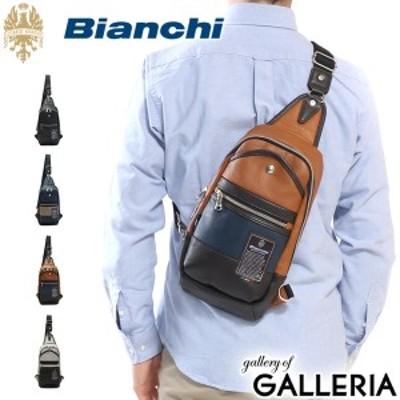 【商品レビューで+5%】ビアンキ ボディバッグ Bianchi バッグ 斜めがけ ショルダー タテ型 Maestosita TBPI-02