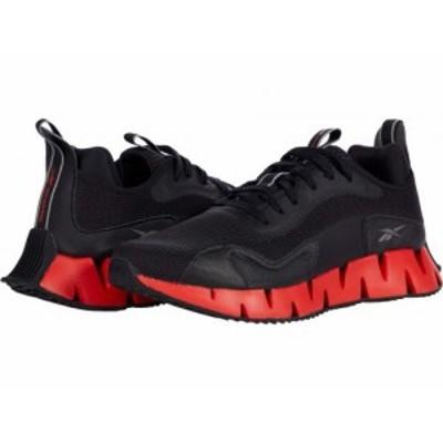 Reebok リーボック メンズ 男性用 シューズ 靴 スニーカー 運動靴 Zig Dynamica Black/Instinct Red/Pewter【送料無料】