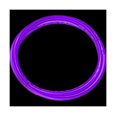 TRUSCO ポリウレタンチューブ 6X4.0mm 10m巻 ライトグリーン 1巻