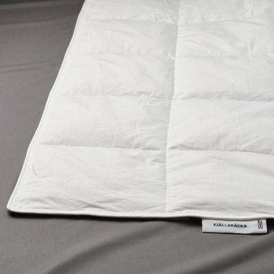 IKEA イケア 掛け布団 薄手 ダウン シングル 150x200cm n60456841 FJALLBRACKA