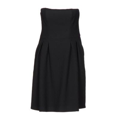 HANITA ミニワンピース&ドレス ブラック S ポリエステル 96% / ポリウレタン 4% ミニワンピース&ドレス