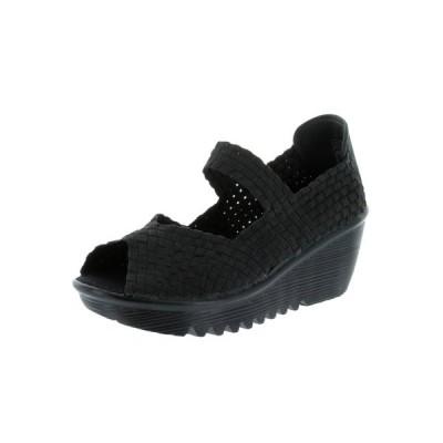 Bernie Mev レディース Halle ファッション-Sneakers,ブラック,38(海外取寄せ品)