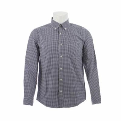 クー(Coo.)ブロードチェックシャツ 871Q7CG2489NVY オンライン価格(Men's)