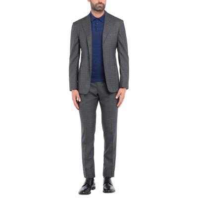サルトリオ SARTORIO スーツ グレー 50 バージンウール 100% スーツ