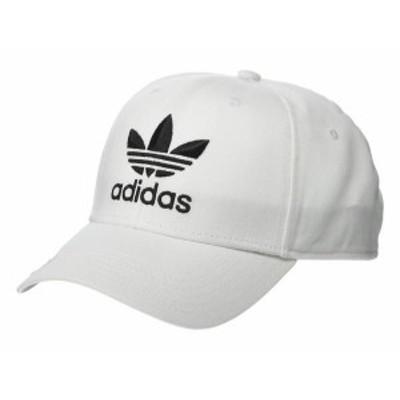 アディダス メンズ 帽子 アクセサリー Originals Icon Precurve Snapback White/Black