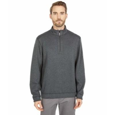 トッミーバハマ メンズ ニット&セーター アウター Flipshore 1/2 Zip Steel Wool Heather