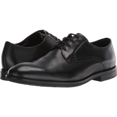 クラークス Clarks メンズ 革靴・ビジネスシューズ シューズ・靴 Ronnie Walk Black Leather