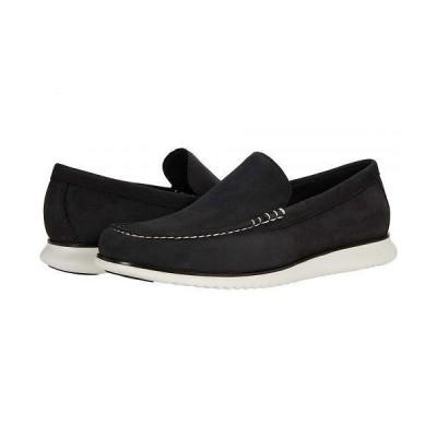 Cole Haan コールハーン メンズ 男性用 シューズ 靴 ローファー 2.Zerogrand Venetian Loafer - Black