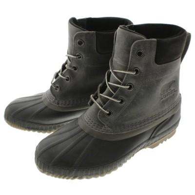 定番 ソレル SOREL ブーツ シャイアン 2 CHEYANNE 2 クオリー/バッファロー NM2575-052