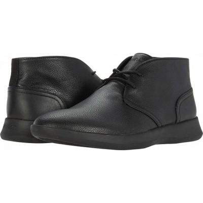 カルバンクライン Calvin Klein メンズ スニーカー シューズ・靴 Cicero Black Tumbled Smooth/Brush Smooth