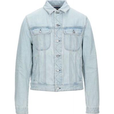 アクネ ストゥディオズ ACNE STUDIOS メンズ ジャケット Gジャン アウター denim jacket Blue