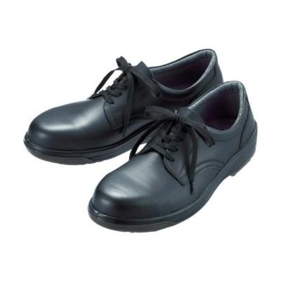 ミドリ安全 安全靴 紳士靴タイプ WK310L 23.5CM WK310L-23.57186