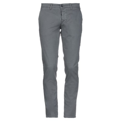クルーナ CRUNA パンツ 鉛色 54 コットン 98% / ポリウレタン 2% パンツ
