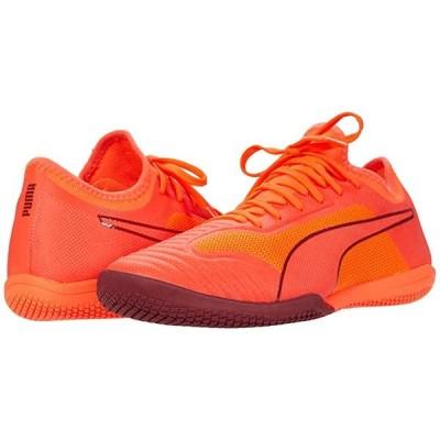 プーマ 365 Sala 1 メンズ スニーカー 靴 シューズ Neutral Gray Red/Rhubarb