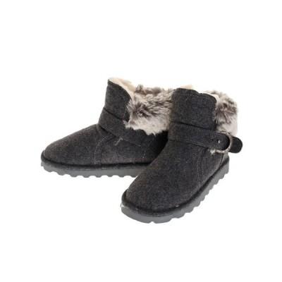 ベアパウ(BEAR PAW) 【多少の傷汚れ箱なし等訳あり大奉仕】ブーツ KOKO 2012W-Gray Wool カジュアルシューズ (レディース)