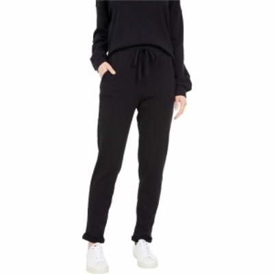 ボビ ロサンゼルス bobi Los Angeles レディース ボトムス・パンツ Sustainable Slub Terry Elastic Waist Pants Black