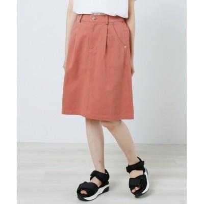 【フレームス レイカズン/frames RAY CASSIN】 台形スカート