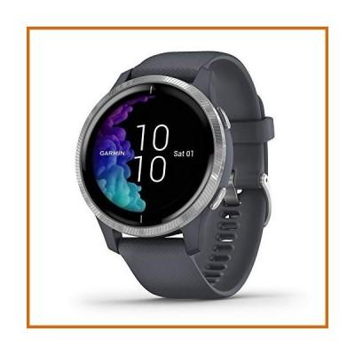 送料無料 Garmin Venu, GPS Smartwatch with Bright Touchscreen Display, Features Music, Body Energy Monitoring, Animated Workouts, Pulse O