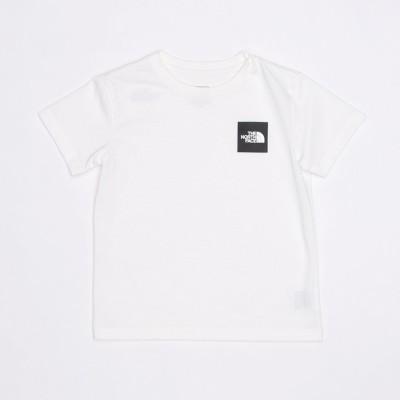 ザ ノース フェイス THE NORTH FACE ジュニア アウトドア 半袖Tシャツ S/S Small Square Logo Tee(ショートスリーブスモールスクエアロゴティー) NTJ3214
