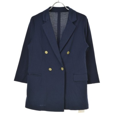 MAYSONGREY / メイソングレイ ダブルカット七分袖 テーラードジャケット