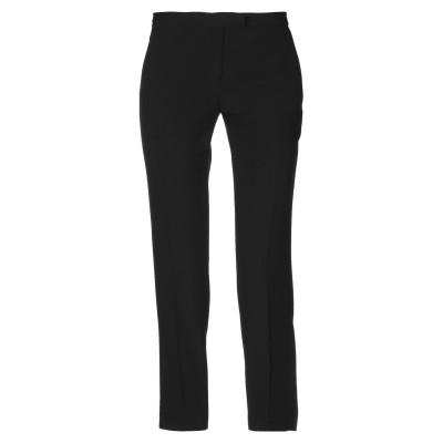 メルシー ..,MERCI パンツ ブラック 46 ポリエステル 85% / レーヨン 10% / ポリウレタン 5% パンツ