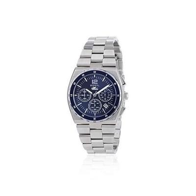 BREIL - Ladies Chronograph Watch Manta Sport TW1690 - Blue Dial with Date - Steel 38mm Case and Bracelet - Chrono Quarz Movement 並行輸入品