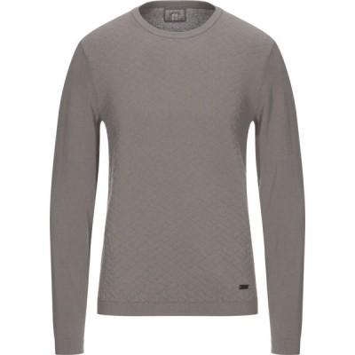アルマーニ ARMANI COLLEZIONI メンズ ニット・セーター トップス sweater Khaki