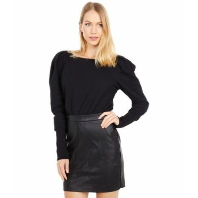 エージー アドリアーノゴールドシュミット パーカー・スウェットシャツ アウター レディース Walker Sweatshirt True Black